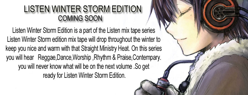 Listen Winter Storm Edition Banner